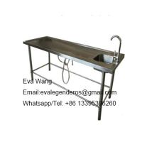 Mortuary Simple Autopsy Table