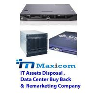 Maxicom Buys used HP, IBM, Dell Servers