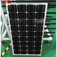Grade A Quality Brand New 100Watt 12Volt EP Solar Panels Window 220V Price Not Second Hand Solar Pa thumbnail image