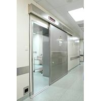 s/s 304 Sliding Powered lead lined x-ray protective  Door