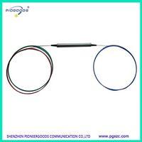 1x2 optic fiber Polarization Beam Splitter with Small MFD Fiber thumbnail image