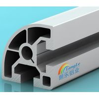 Best Sale Round Shaped Industrial Aluminium Profile thumbnail image