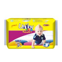 High absorption wetness indicator cheap price soft cotton disposable baby diaper for Africa China ma thumbnail image