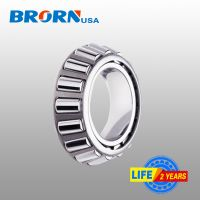 Low price brorn tapered roller bearing 30210