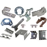 Sheet metal parts | Stamping components supplier