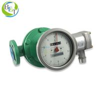 JCLC Oval Gear Flowmeter with Pulse