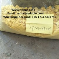 5F-MDMB-2201 Factory direct supply ,99.9% yellow powder.wicker:anna3344