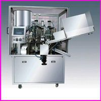 Automatic filling and sealing machine for aluminum tubes in factort price
