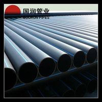 Supply Industrial raw material transmission HDPE Pipe
