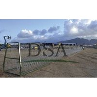 stainless steel safety barrier factory