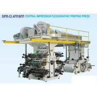 CI(Central Impression) Flexographic Printing Press