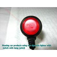 Infrared heating system, infrared heating system, car thumbnail image