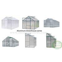 Theodore Sheds Company Aluminum Greenhosue series