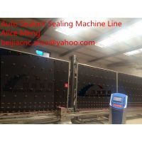Insulated Glass Silicone Sealant Sealing Machine Line