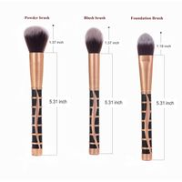 Professional Makeup Brush Set Foundation Powder Blush Eye Shadow Eyeliner Brush