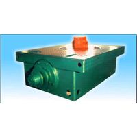 Rotary table for oil drilling rig