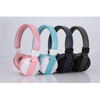 BT86 stereo Wireless Bluetooth V3.0 earphone bluetooth headband headphone for mobile phone