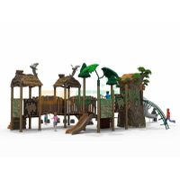 Vivid bird's nest roof Harry potter visual impression for your kids play place thumbnail image