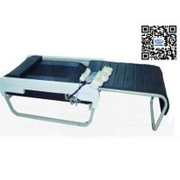 HFR-168-1H Automatic Electric Rolling MP3 Music Folding Thermal Jade Massage Bed