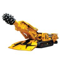 EBZ200 hot sale underground coal mining equipment boring machine roadheader for sale thumbnail image