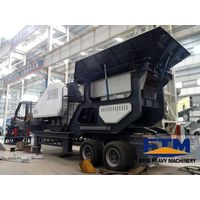 Mobile crusher/China Stone Crusher Plant/Bigger Crusher Plants