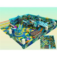 Indoor play structure QF-I03-2101 thumbnail image