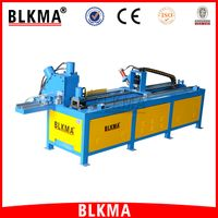 BLKMA CNC Angle Punchine Punching / Cut and Shearing Production Line thumbnail image