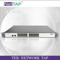 24 Units SFP port network tap