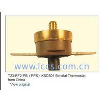 T23-RF2-PB(PPS)KSD301 Bimetal Thermostat