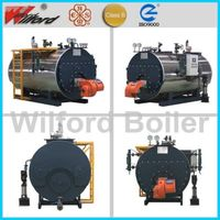 Industrial Oil Steam Boiler thumbnail image