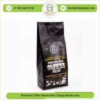 Coffee beans with Chaga thumbnail image