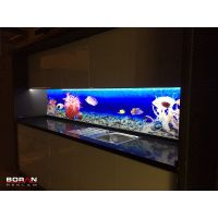 Custom Printed Glass Splashbacks