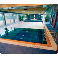 professional automatic swimming pool cover in ground