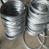Electric/Hot Dipped Galvanized Thin Iron Wire Binding Wire thumbnail image