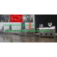 Medical infusion pipe extrusion machine thumbnail image
