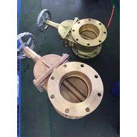 Brass gate valve Bronze gate valve for power transformer