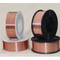 CO2 MIG welding wire AWS ER70S-6 Copper Coated