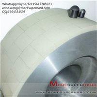 Vitrified Bond Diamond Wheel Flat-Shaped for Grinding PCD Tools thumbnail image
