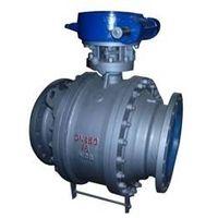 Trunnion mounted ball valve thumbnail image