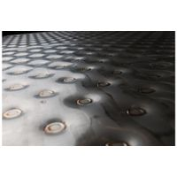 Effective Energy Saving and Environment Protection Heat Exchange Immersion Plate Dimple Plate