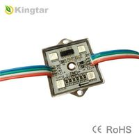4LEDs WS2801 Full color RGB LED pixel module