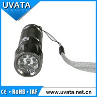 Uvata UPF309/314 Series uv led flashlight for money detection
