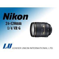 Nikon AF-S NIKKOR 24-120mm f/4G vr Lens