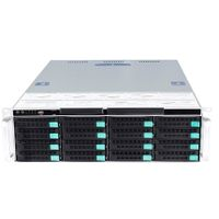 Good Quality Big Data Storage 16 HDD Bays 3U RACKMOUNT HOTSWAP SERVER CASE