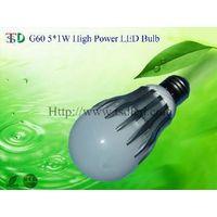 G60 4X1W High Power LED Bulb thumbnail image