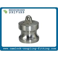 Stainless Steel Camlock Fittings (cam and groove quick coupling)-Type DP