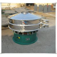durable vibrating sieve paper pulp separator vibrating screen machine