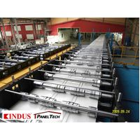 EPS sandwich panel manufacturing line