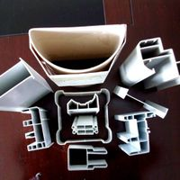 Extrusion Moulds for Plastic Profiles