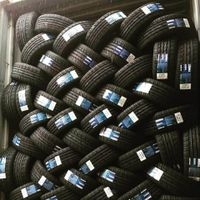 Secondhand tyre with European and Japanese brands /Used car tires/tyres with good quality. thumbnail image